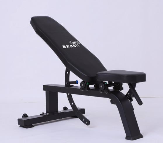 adjustable dumbbell bench