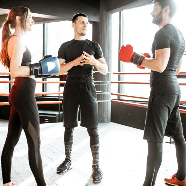 Couples Kickboxing Fitness Training -20 Sessions Dubai