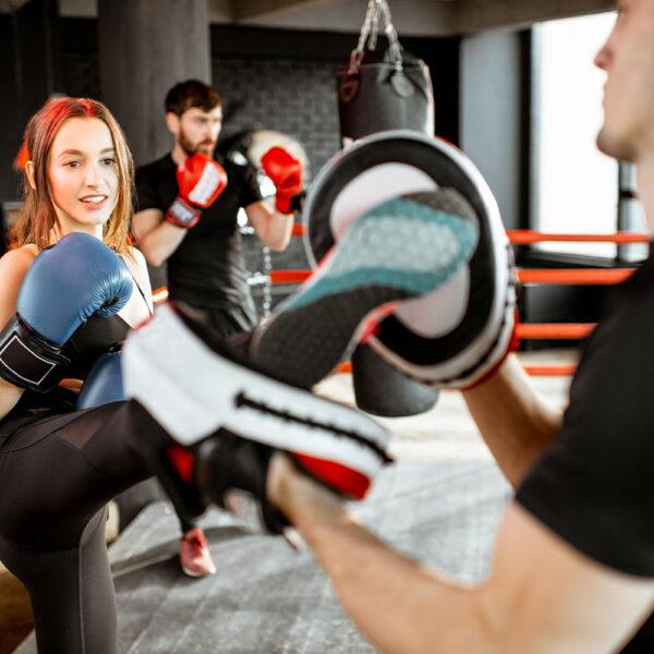 Couples Kickboxing Fitness Training -30 Sessions Dubai