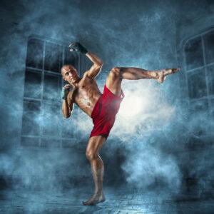 Kick Boxing Training -30 Sessions