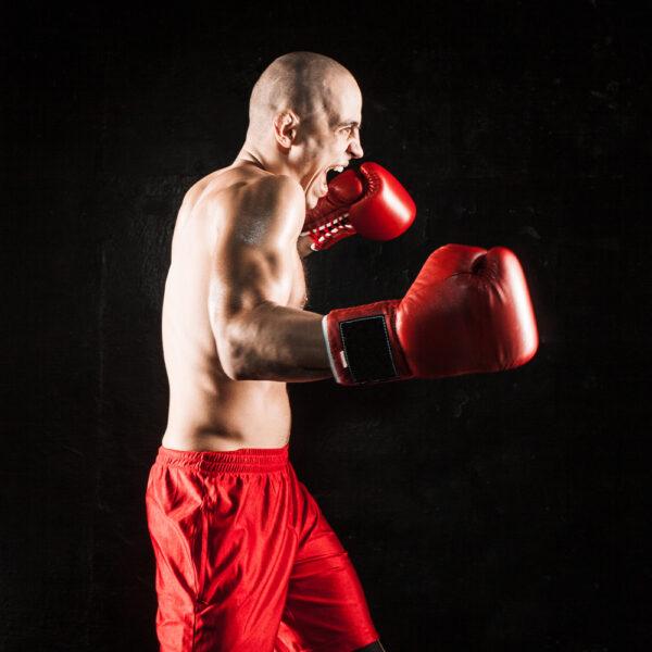 Kick boxing Training Sessions